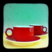 Red Espresso Cups TtV photo by Hey Harriet